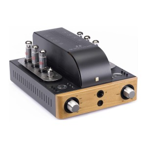 Unison Research S6 Integrated Valve Amplifier Cherry - Ex Display