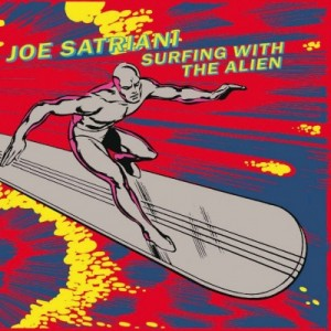 Joe Satriani - Surfing With The Alien 180g MOV LP