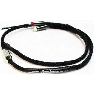 Black Rhodium Silver Groove DCT++ CS Tonearm Cable