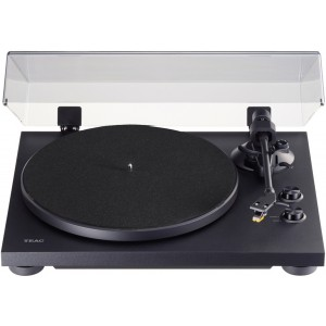 TEAC TN-280BT Turntable with Bluetooth Black
