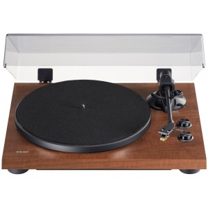 TEAC TN-280BT Turntable with Bluetooth Walnut