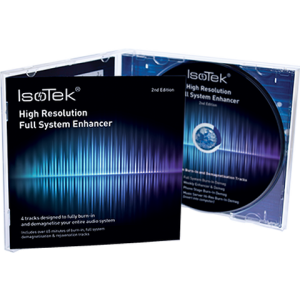 Isotek High Resolution System Enhancer CD - 2nd Edition