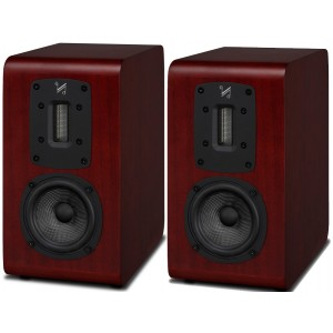 Quad S1 Speakers (Pair) Rosewood