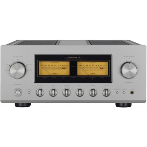 Luxman L-590AX Mk II Integrated Amplifier Front