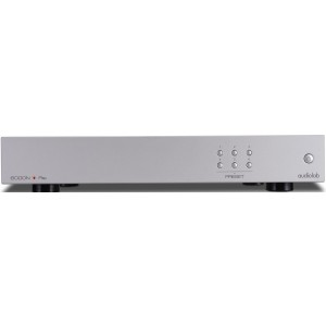Audiolab 6000N Play Streamer Silver Front