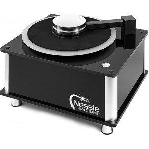 Nessie Vinycleaner Record Cleaning Machine