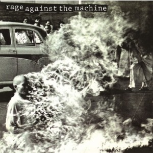 Rage Against The Machine - Rage Against The Machine 180g MOV LP