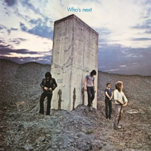 The Who - Who's Next 180g MOV LP