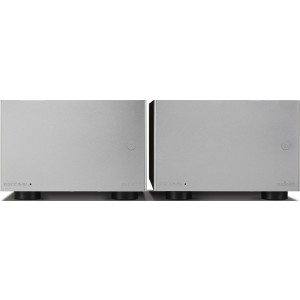 Audiolab 8300MB Monoblok Power Amplifier - Silver (Pair)