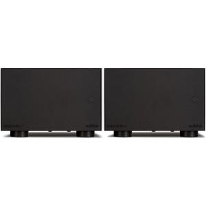 Audiolab 8300MB Monoblok Power Amplifier - Black (Pair)