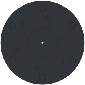 Oyaide BR-12 Turntable Mat