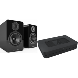 Acoustic Energy AE1 Active + Bluesound Node 2 Package