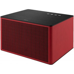 Geneva Acustica Lounge Bluetooth Speaker Red