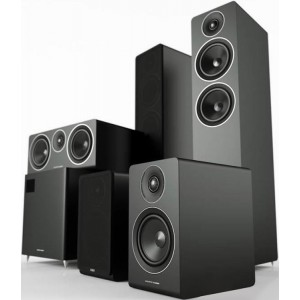 Acoustic Energy 109 5.1 Speaker Package Black