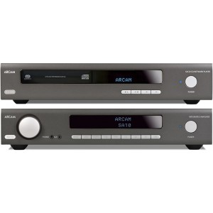 Arcam SA10 and CDS50 Package