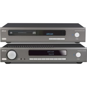 Arcam SA20 and CDS50 Package