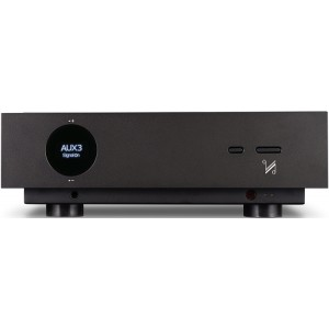 Quad Artera Pre Amplifier Black