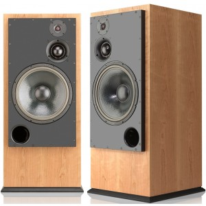 ATC SCM150ASLT Active Speakers (Pair) Cherry