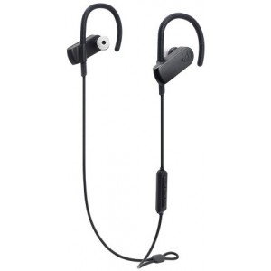 Audio-Technica ATH-SPORT70BT Wireless Earphones Black