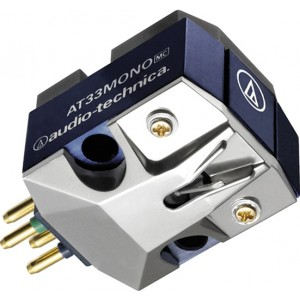 Audio Technica AT33MONO MC Phono Cartridge
