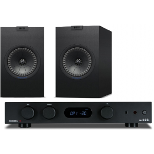Audiolab 6000A + KEF Q150 Package