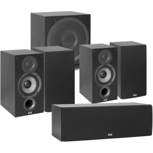 Elac Debut B5.2 5.1 Speaker Package