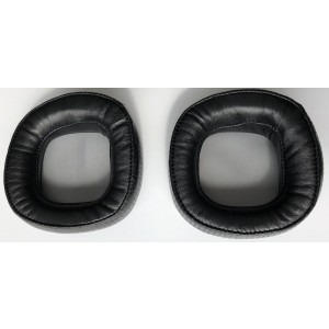 Abyss Diana Leather Ear Pads (Set of 2) Black