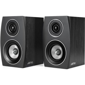 Jamo C 91 II Speakers (Pair) - Black