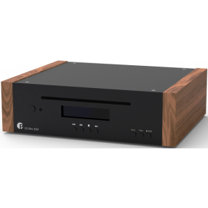 Pro-Ject CD Box DS2 CD Player Silver Wood