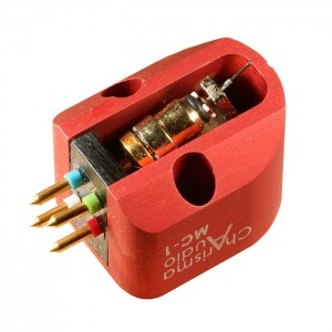 Charisma Audio MC-1 MC Phono Cartridge