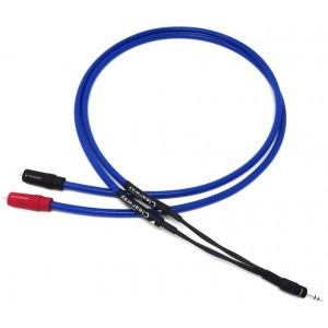 Chord Clearway RCA to Minijack Interconnect
