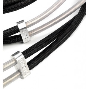 Chord Signature Reference All Black Speaker Cable