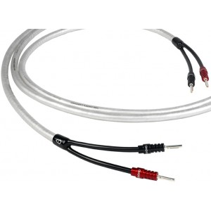 Chord Clearway Speaker Cable - 5m Pair (terminated with banana plugs)