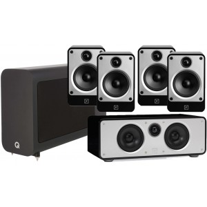 Q Acoustics Concept 20 5.1 Package