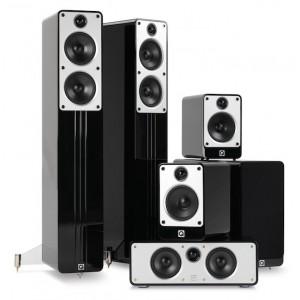 Q Acoustics Concept 40 5.1 Package