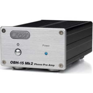 Creek OBH 15 MkII Phono Stage Silver