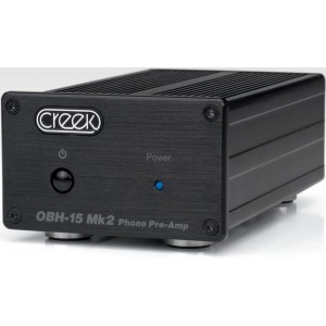 Creek OBH 15 MkII Phono Stage Black