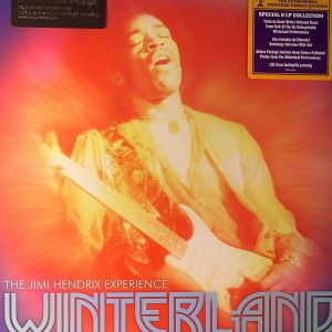 Jimi Hendrix Experience - Winterland Box 180g MOV 8 LP Box Set