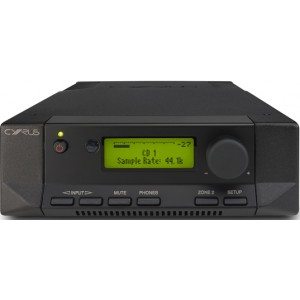 Cyrus 6 DAC Integrated Amplifier QXR + DAC