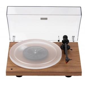 Pro-Ject Debut Carbon RecordMaster Hi-Res Walnut