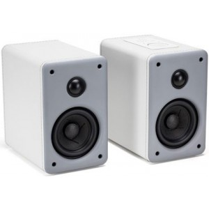 Jamo DS4 Active Speakers (Pair) White