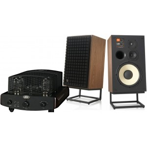 JBL L100 Speakers + EKCO EV55SE Package