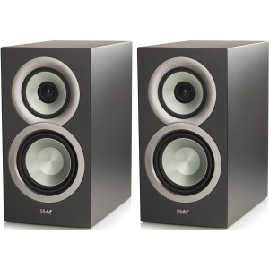 Elac Uni-Fi BS U5 Speakers (Pair) Black
