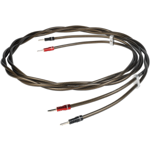 Chord Epic XL Reference Speaker Cable - Terminated Pairs
