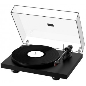 Pro-Ject Debut Carbon Evolution Turntable Satin Black