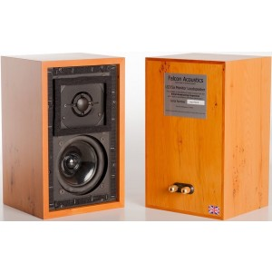 Falcon Acoustics LS3/5A Speakers Cherry