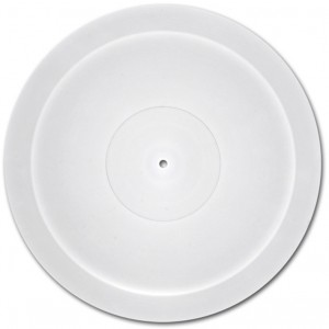 Pro-Ject Acrylic IT Turntable Platter for RPM 3 Carbon