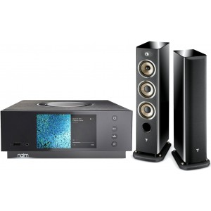 Naim Uniti Atom + Focal Aria 926 Package