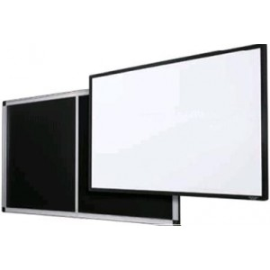 GrandView Cyber Edge Ultra HD Fixed Frame 16:9 Home Cinema Projector Screen