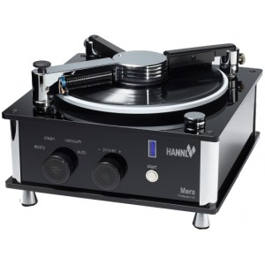 Hannl Mera Professional RB Record Cleaning Machine